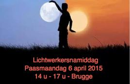 Lichtwerkersnamiddag – Paasmaandag 6 april  te Brugge van 14 tot 17 u