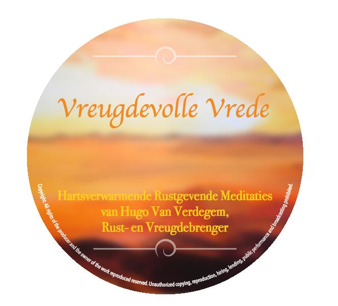 Vreugdevolle Vrede een parel van een CD, wil je er eentje hebben?