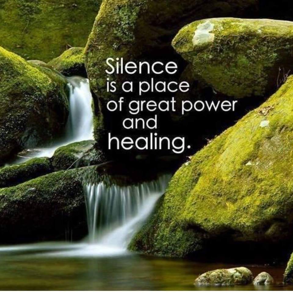 Wat rustgevende healing is